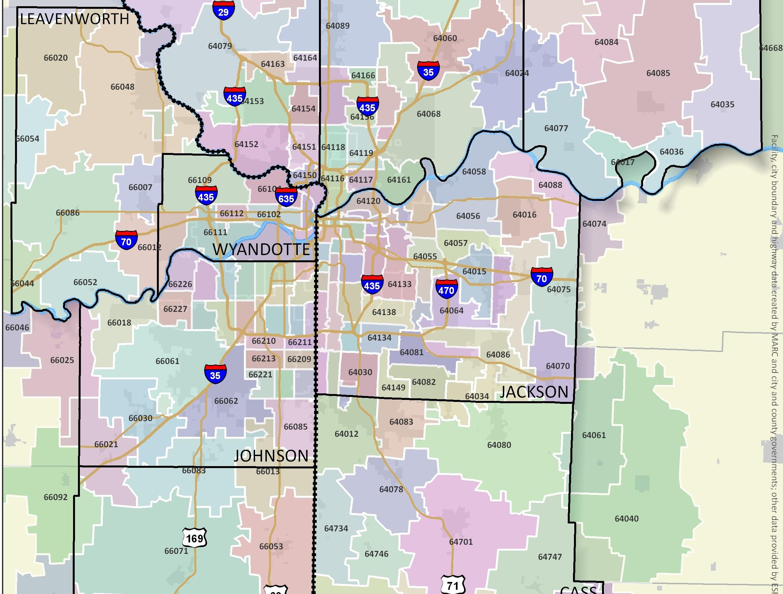 Popular Kansas City Zip Codes For Real Estate Investors Orenda Real Estate Services