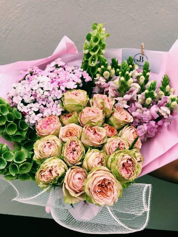Mixed-Blooms