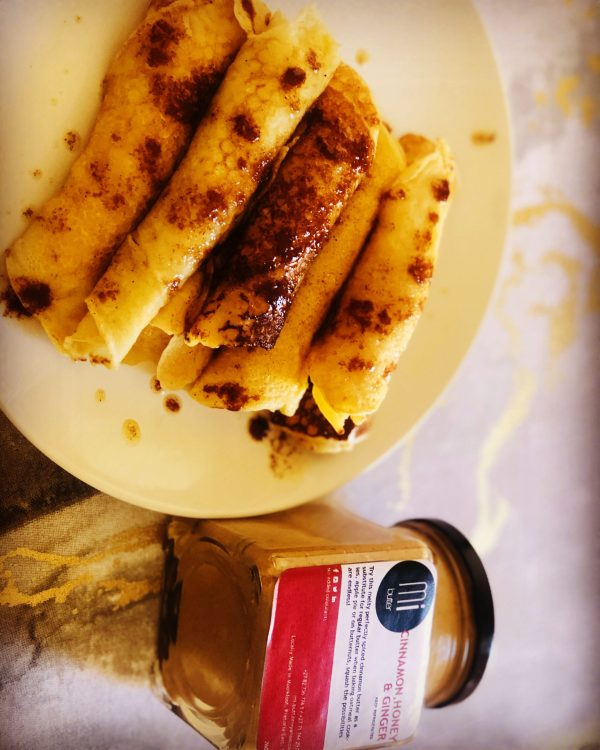 Cinnamon Ginger & Honey