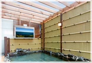 「グリーンプラザ新宿」露天風呂画像