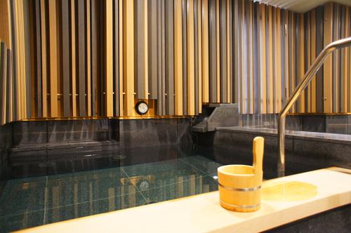 「サウナリゾートオリエンタル」水風呂画像