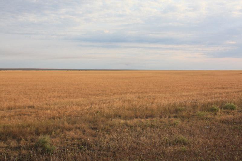 Освоение целины » Оренбургская область: природа, промышленность,  достопримечательности