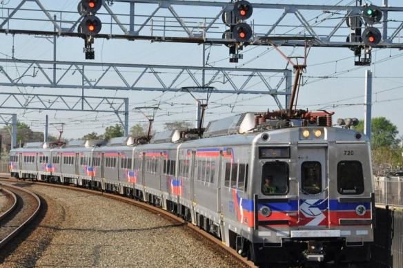 Silverliner V 720