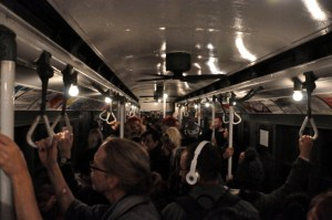 Thousands come out to ride the vintage train of 1930s equipment in New York City each December. Wouldn't it be great if WMATA could roll out the 1000 series for special occasions in the future, even after they are retired from regular service?