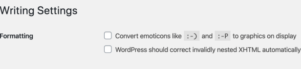 Convert emoticons like :-) and :-P to graphics on display