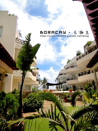 [OREO的旅行日記。BORACAY。長灘島] 長灘島飯店推薦- 7 STONES 豪華渡假飯店 從沒想過的豪華  值得入住~