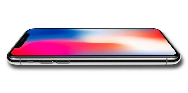 iPhonexのSuoer Retinaディスプレイについての画像