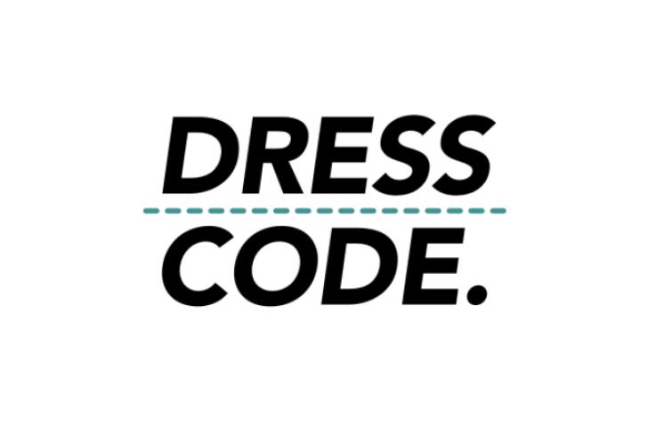 DRESS CODEの画像