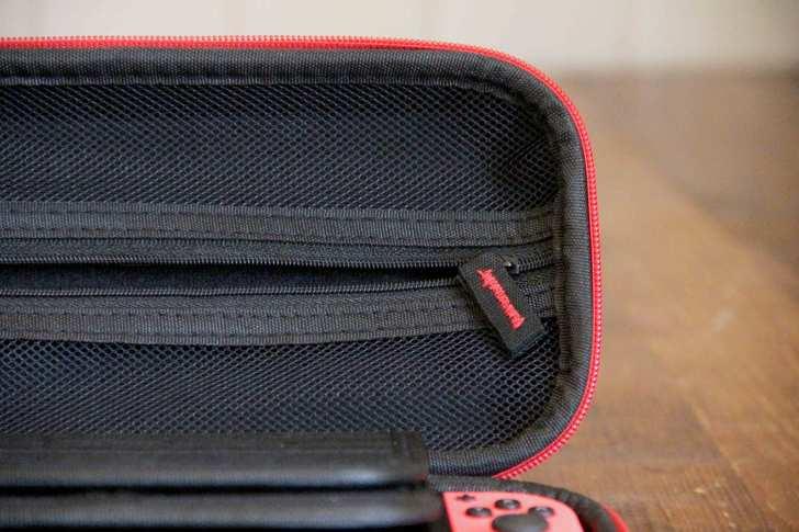 Nintendo switch保護キャリングケース|ハードケース写真⑤
