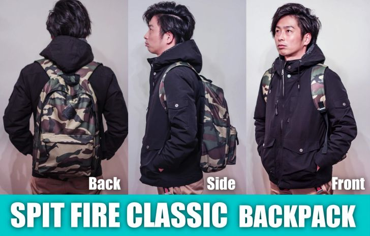 SPIT FIRE CLASSIC BACKPACK