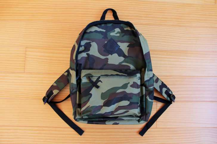 SPITFIRE CLASSIC BACKPACKの写真①
