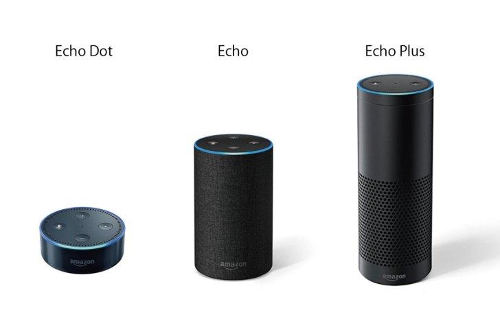 AmazonEchoシリーズの画像