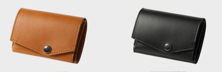 小さい財布 ブッテーロモデルのカラバリ