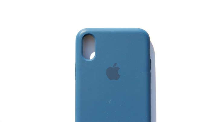 iPhone Xs/x apple case back apple logo