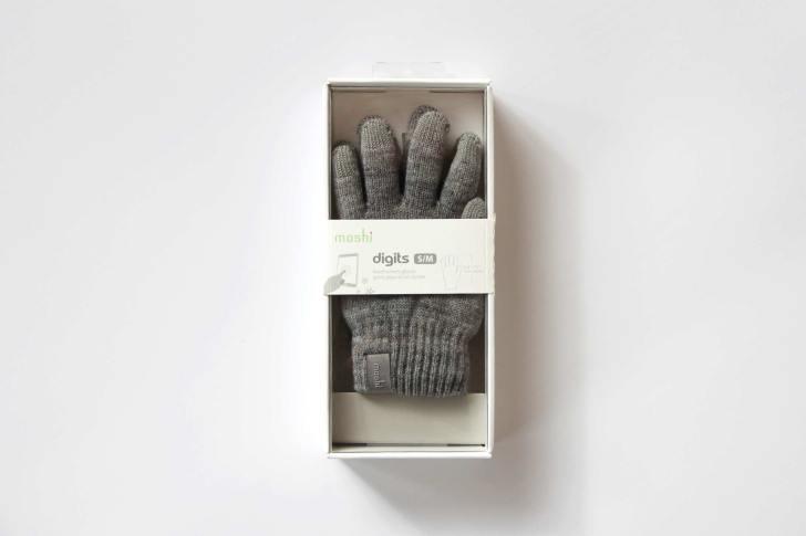 moshi スマホ 手袋 パッケージ写真