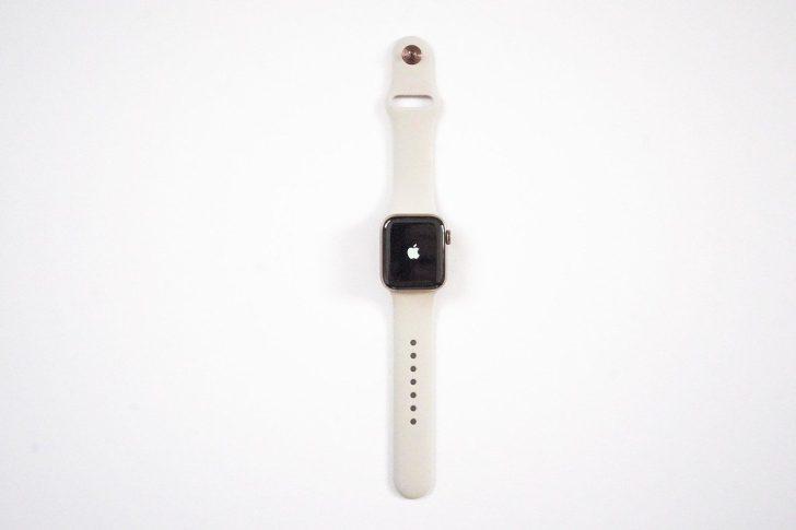 Apple Watch series4 Gold ステンレス