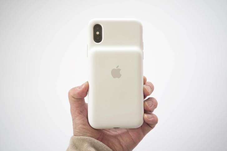 iPhone XS Smart Battery Case 本体