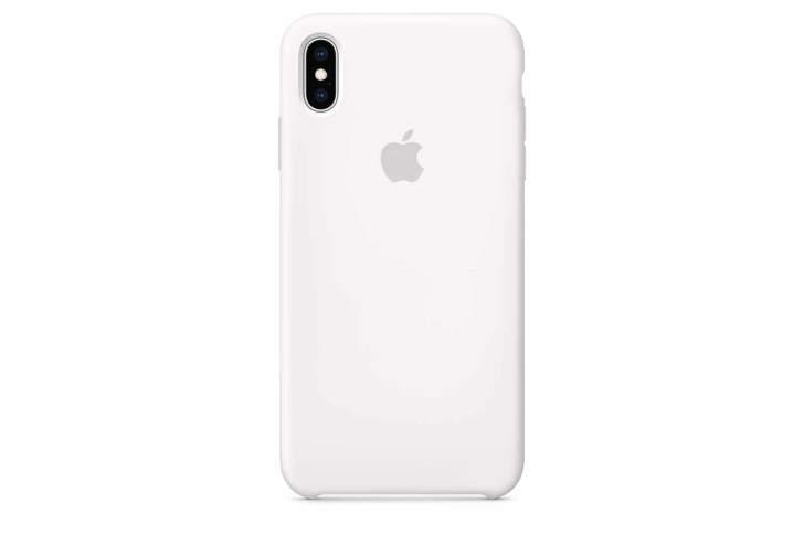 iPhone XS Max シリコン ケース