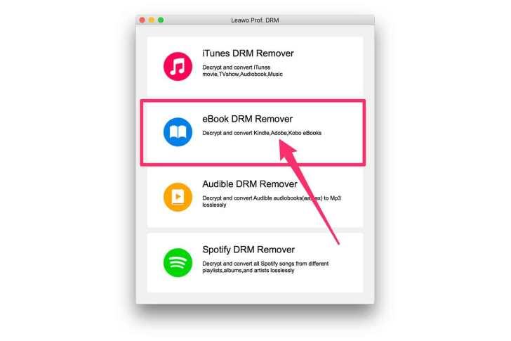 eBook-DRM-Remover