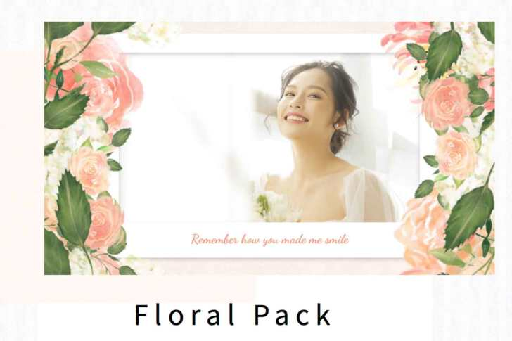 Floral-pack