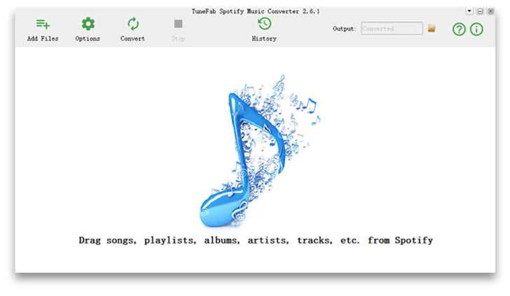 Launch-TuneFab-Spotify-music-converter