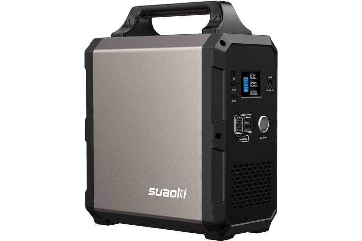 Souki-portable-power-supply-'G1200'