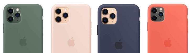 iPhone11-Pro--Pro-Max-Silicon-case-color