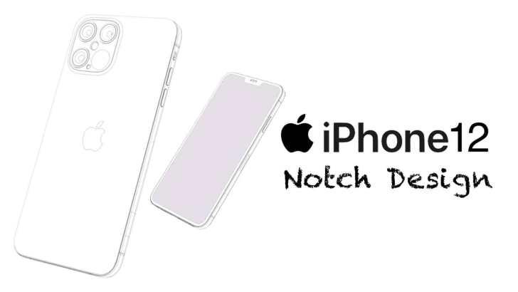 iPhone12-Notch-Design