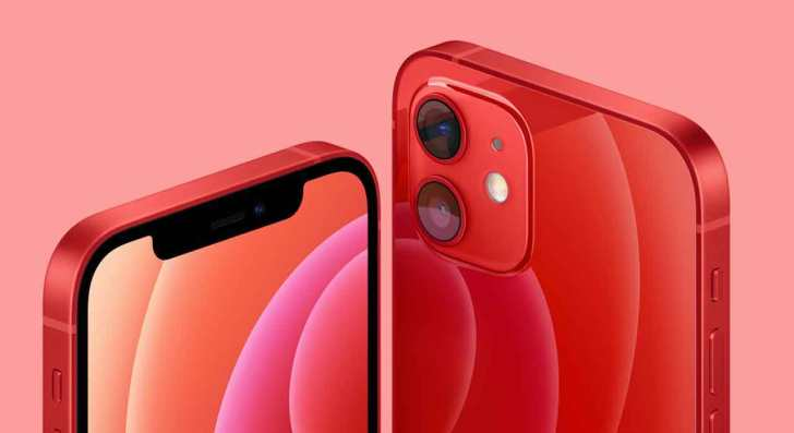 iPhone12-red