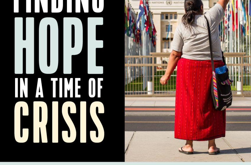 Finding Hope in a Time of Crisis