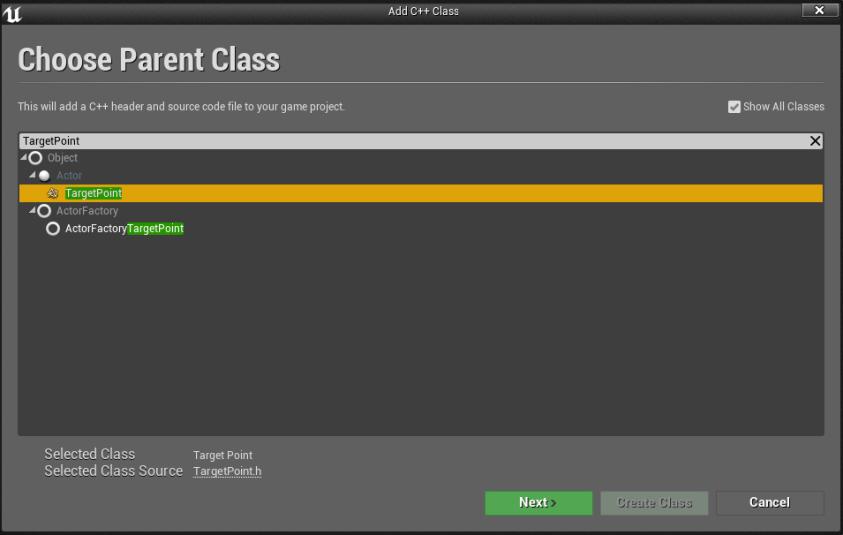 WayPointClass