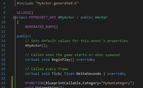 func_declaration