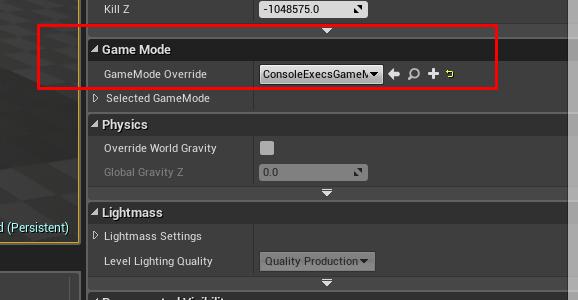 game_mode