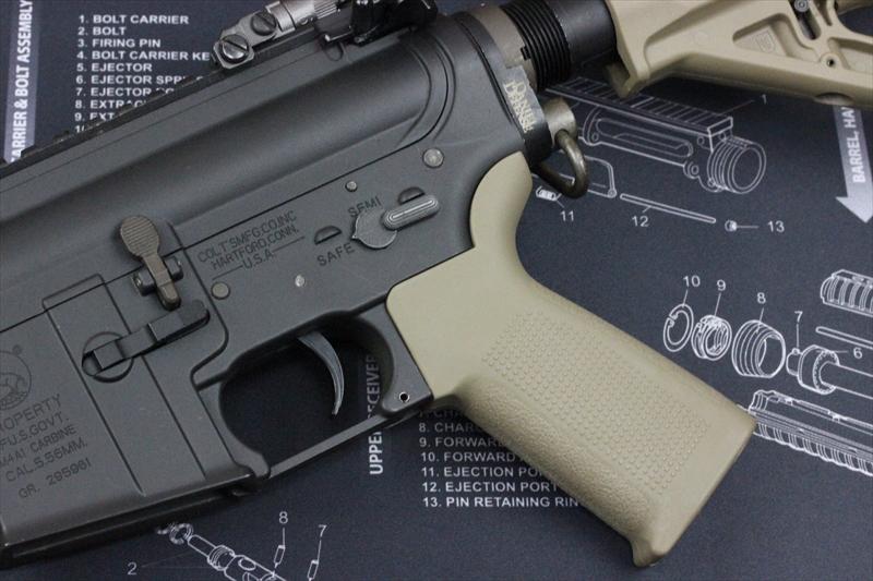 PTS EPG M4 グリップ DE