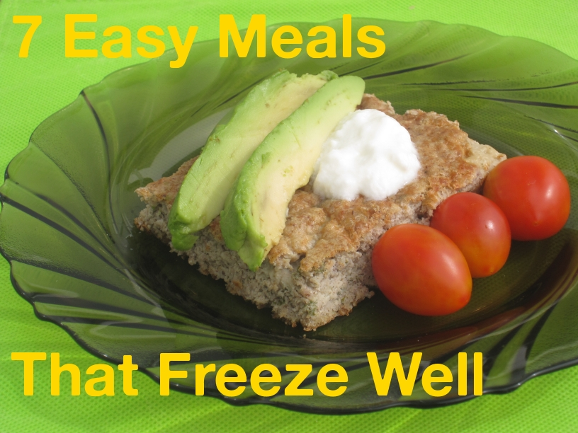 easy meals that freeze well