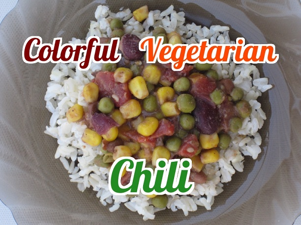 Mild or spicy, you can adapt this vegetarian chili any way you like it.
