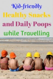 Do you want your kid not to become constipated while you travel? Do you need healthy snack ideas to pack while you are on vacation? You came to the right place! Read now or save for later.
