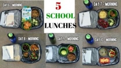 Orgali part II school lunches