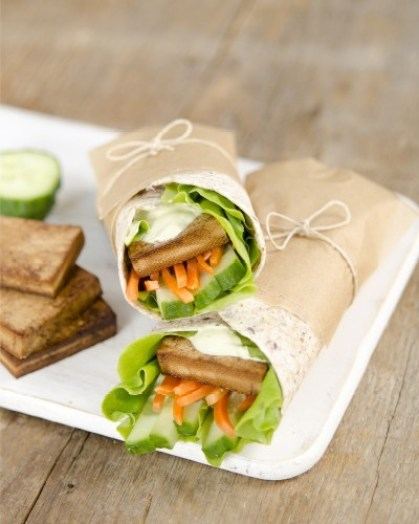 Plant Powered Kitchen school lunches