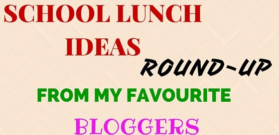 School lunch ideas round-up