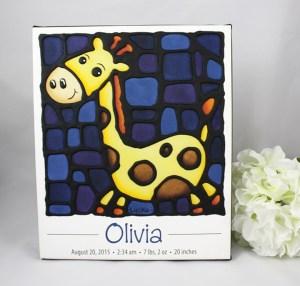 Giveaway -Giraffe
