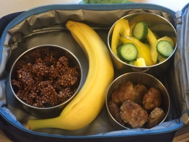 Yummy and healthy school lunches for everybody