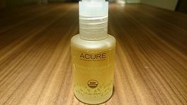 全身に使えるAcure Organics社のアルガンオイルは、人を選ぶ商品かもしれない