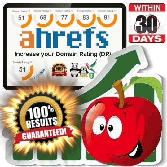 Increase Domain Rating