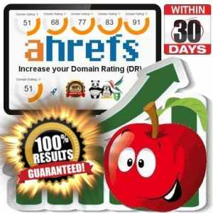 Increase your Domain Rating