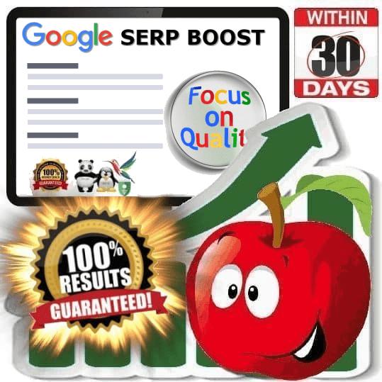 Google Keyword SERPs Boost