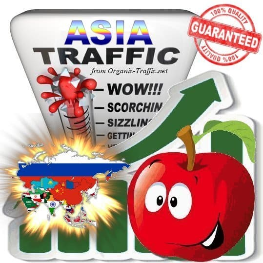 Asia Web Traffic Service