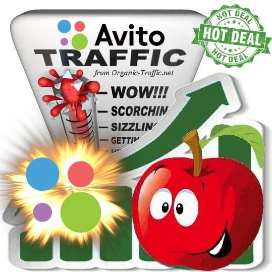 Buy Web Traffic - Avito.ru
