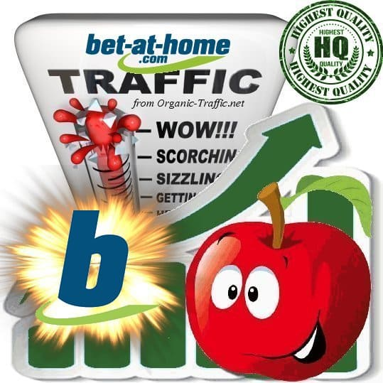 Buy bet-at-home.com Web Traffic Service