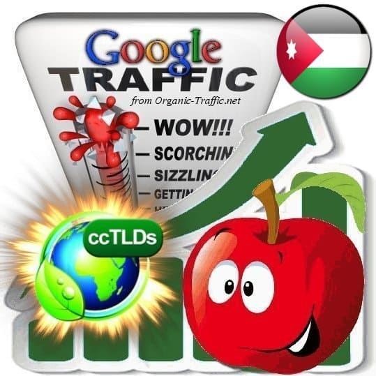 buy google jordan organic traffic visitors